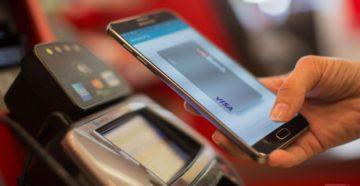 Мобильный платежный сервис Samsung Pay в России