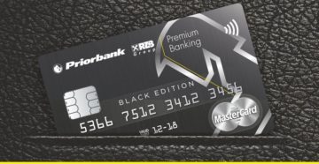 Что такое черная карта World MasterCard Black Edition